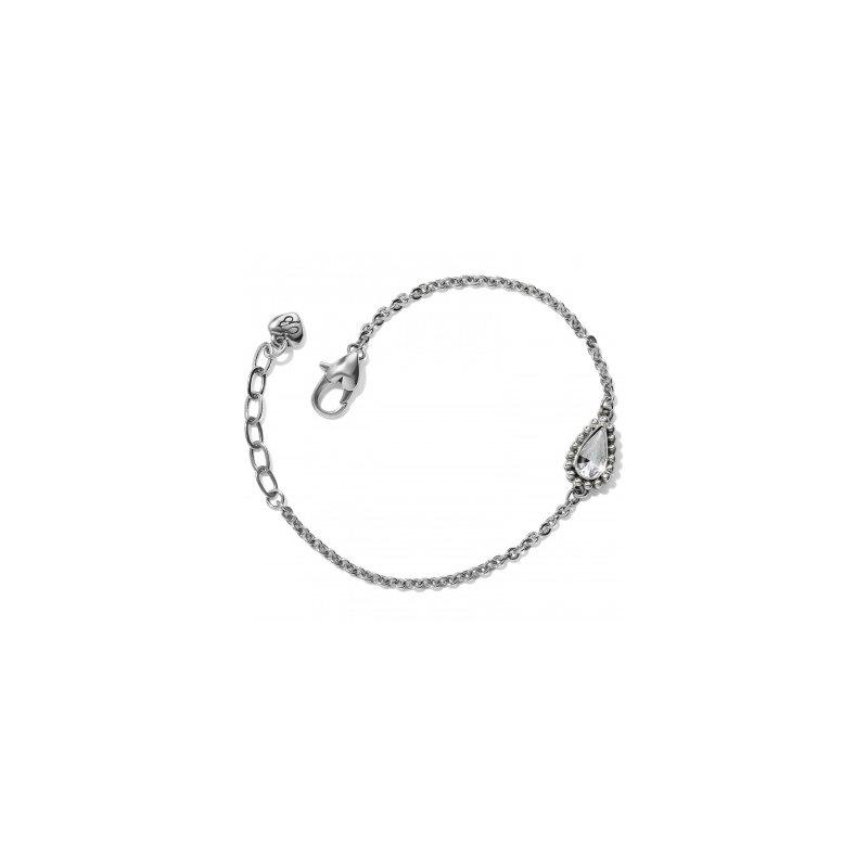 Brighton Twinkle Teardrop Soft Bracelet