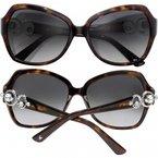 Brighton Crystal Halo Sunglasses
