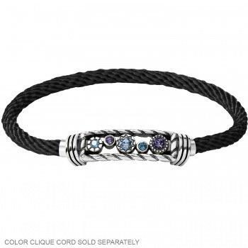 Color Clique Cord Halo Ornament