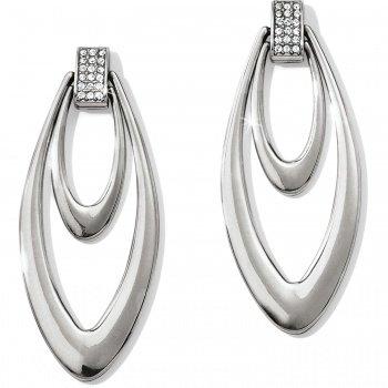 Meridian Swing Duet Post Drop Earrings