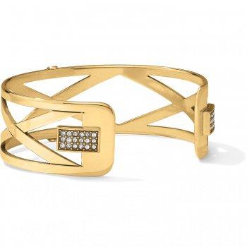 Christo Meridian Zenith Narrow Cuff Bracelet