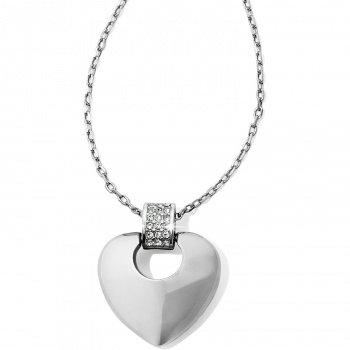 Meridian Equinox Heart Necklace