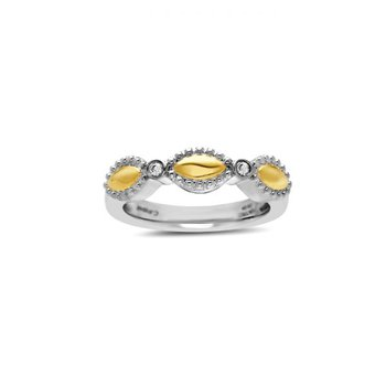 Firefly Two Tone Ring
