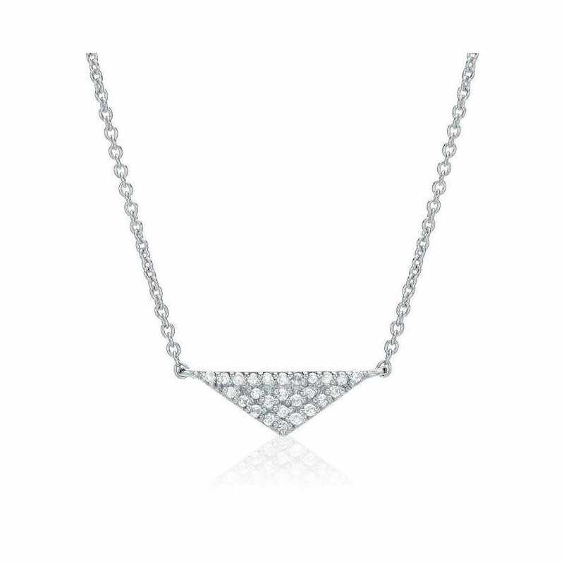 Liven Co. Small Triangle Necklace