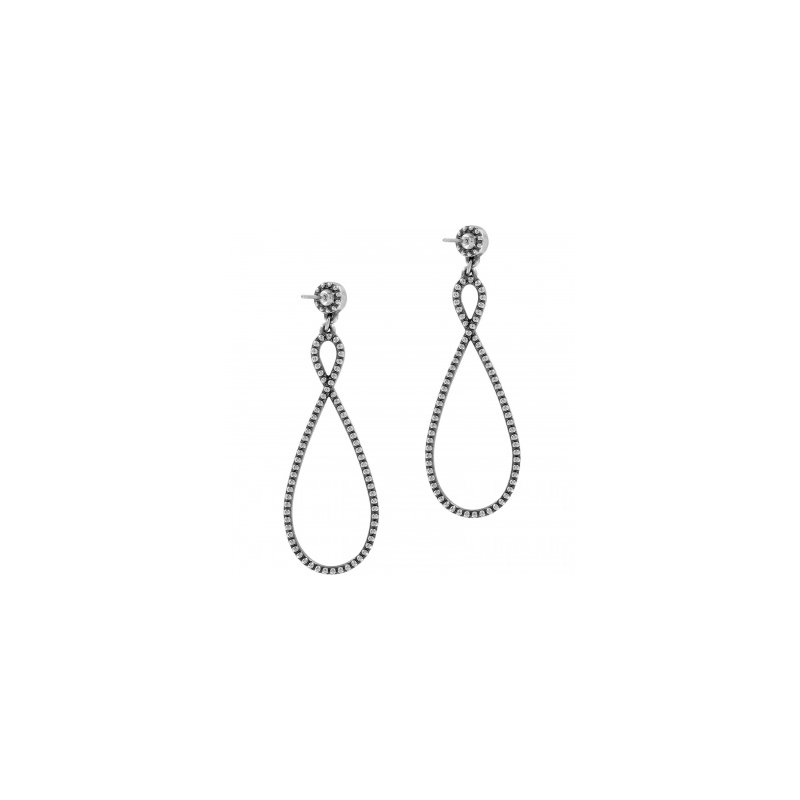 Brighton Illumina Loop Post Drop Earrings