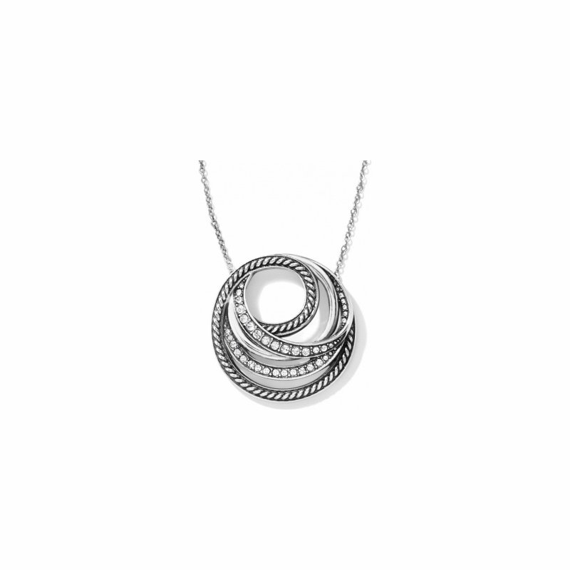 Brighton Neptune's Rings Short Necklace