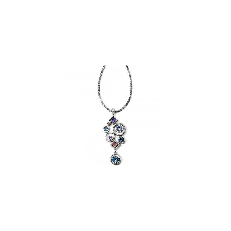 Brighton Halo Aurora Drop Necklace