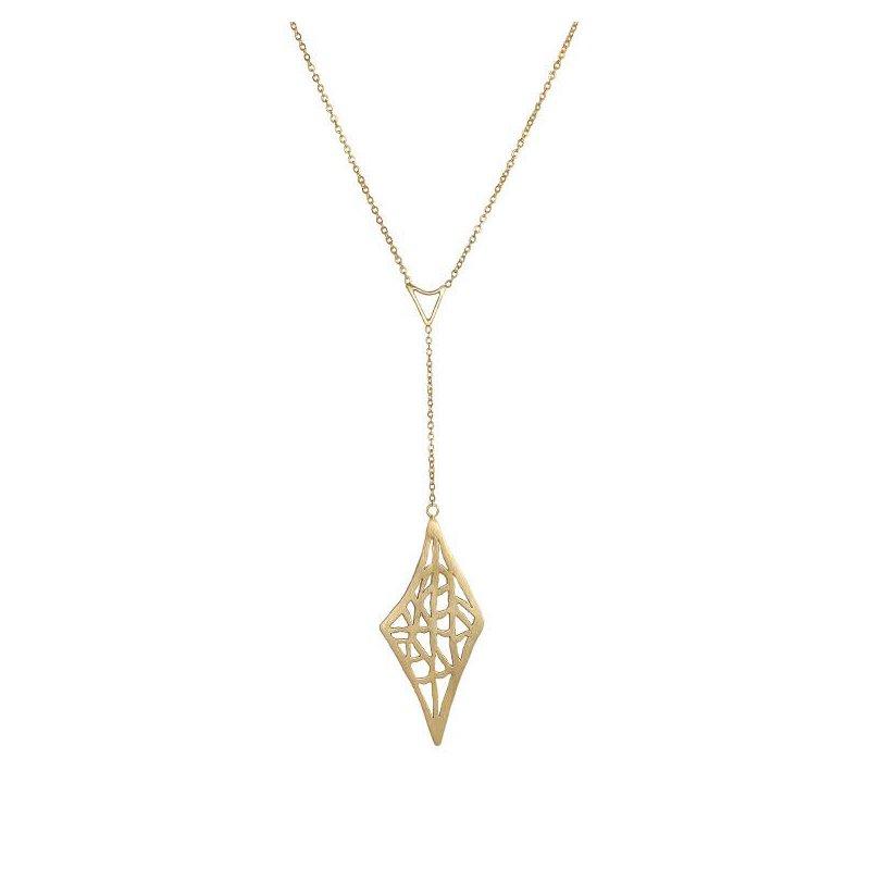 Hinchliffe Jewelry DIAMOND VANDA LARIAT NECKLACE