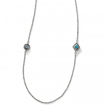 Halo Horizon Long Necklace