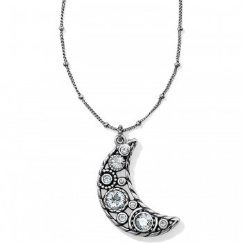 Halo Moon Necklace