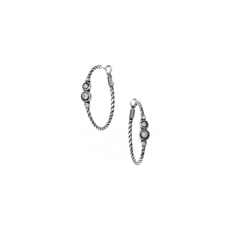 Brighton Halo Hoop Earrings