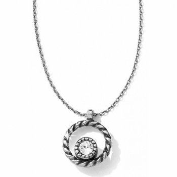 Halo Mini Reversible Necklace