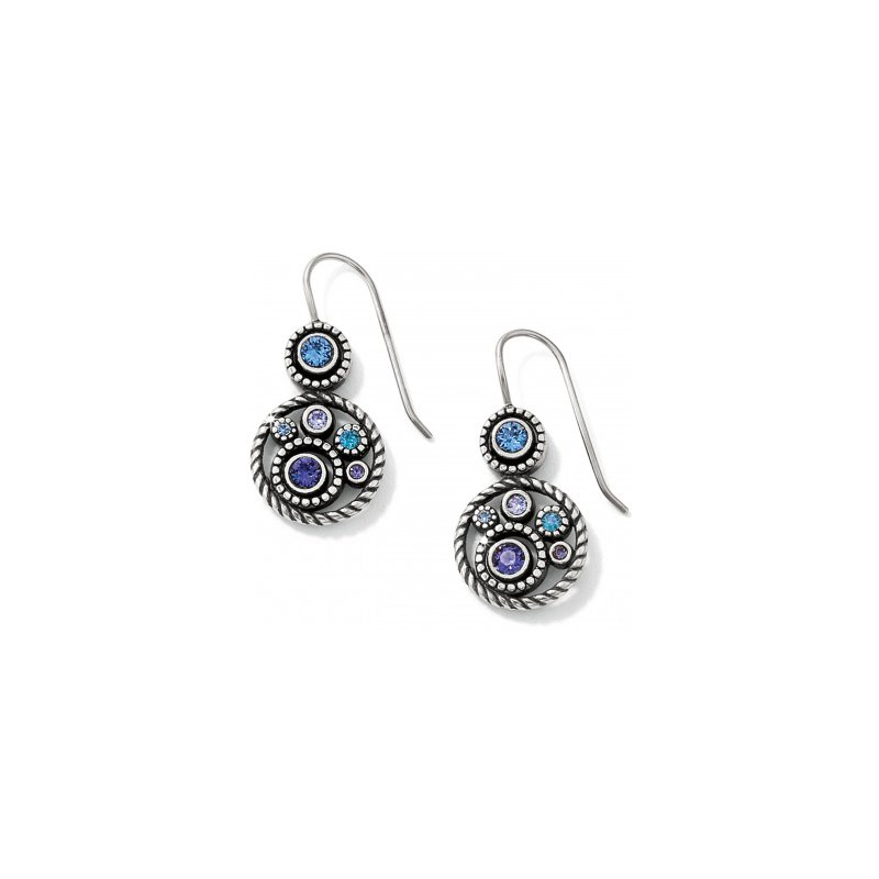 Brighton Halo French Wire Earrings