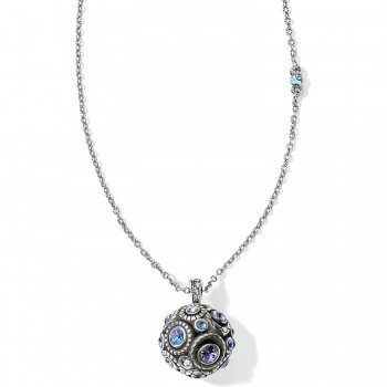 Halo Sphere Necklace
