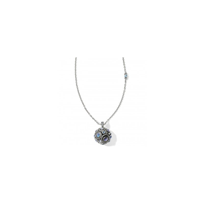Brighton Halo Sphere Necklace