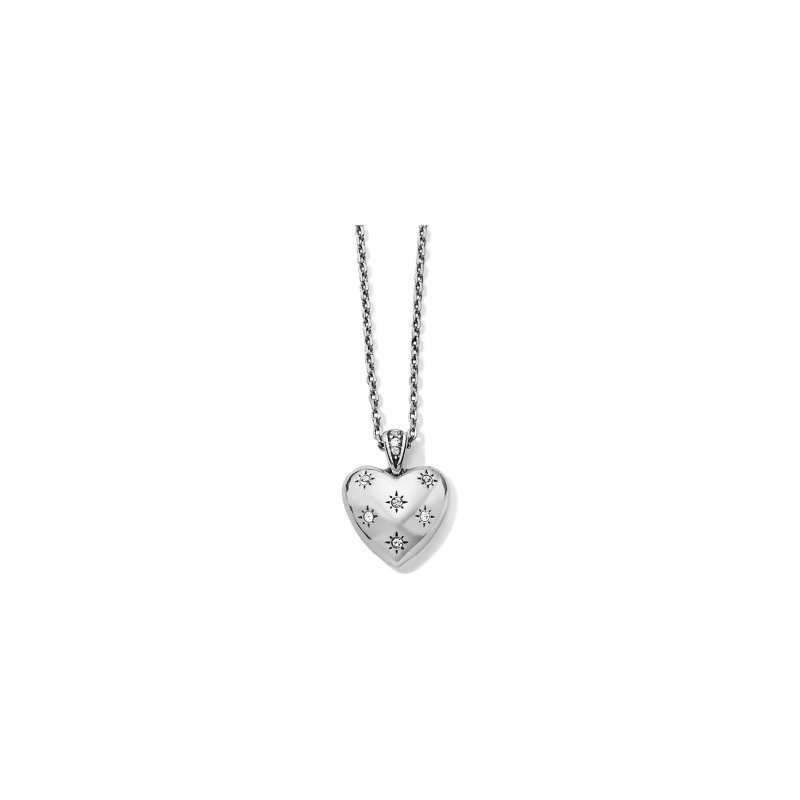 Brighton Stellar Heart Necklace