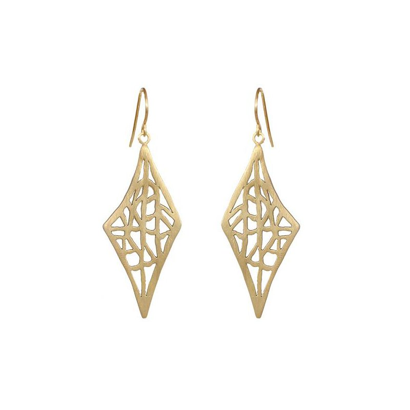 Hinchliffe Jewelry DIAMOND VANDA EARRINGS