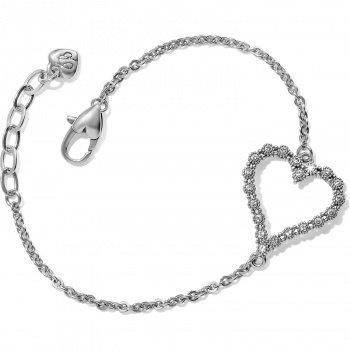 Twinkle Splendor Heart Bracelet