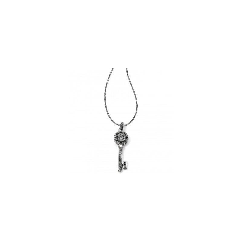 Brighton Illumina Petite Key Necklace