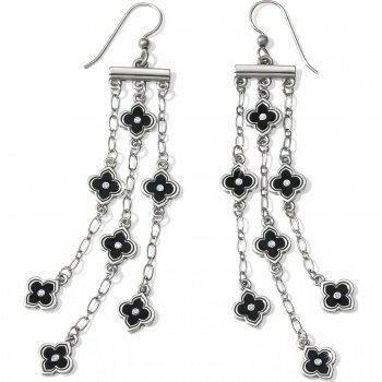 Toledo Alto Noir French Wire Earrings