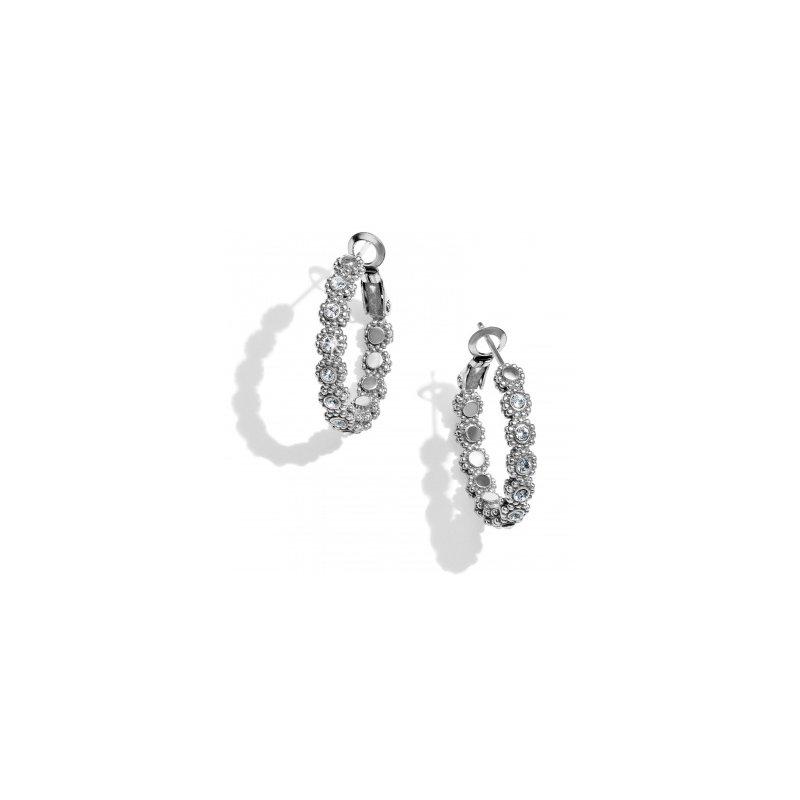 Brighton Twinkle Splendor Small Hoop Earrings