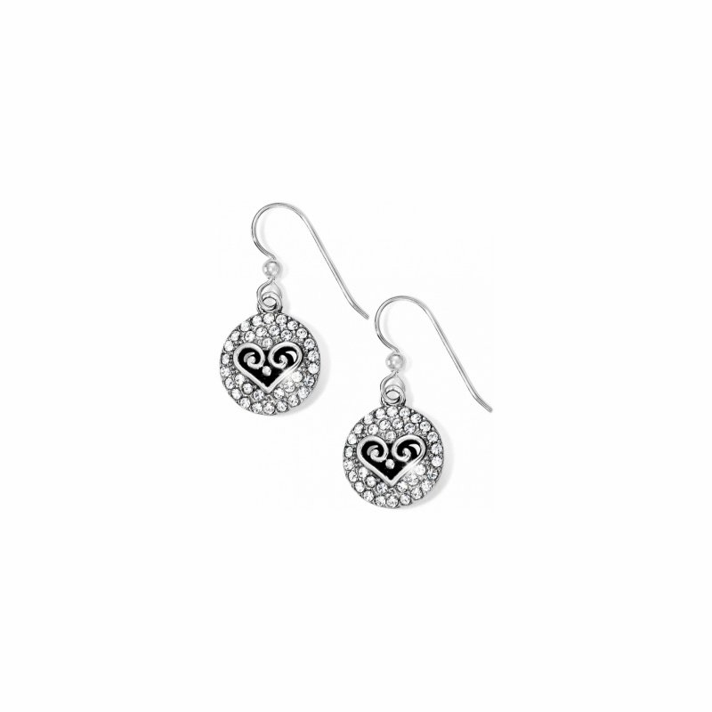 Brighton Alcazar Sparkle French Wire Earrings