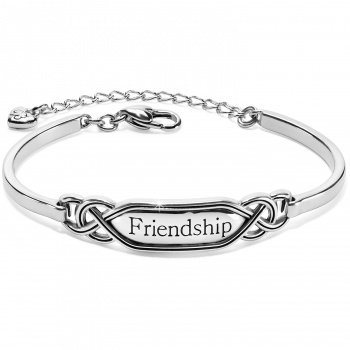 Interlok Friendship Bar Bracelet
