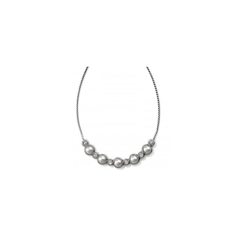 Brighton Infinity Pearl Necklace