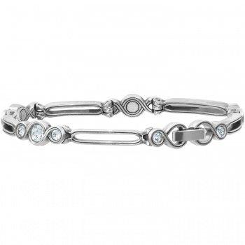 Infinity Sparkle Bracelet