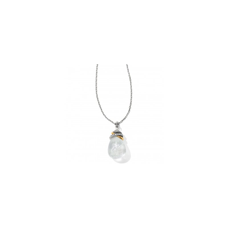 Brighton Neptune's Rings Crystal Necklace