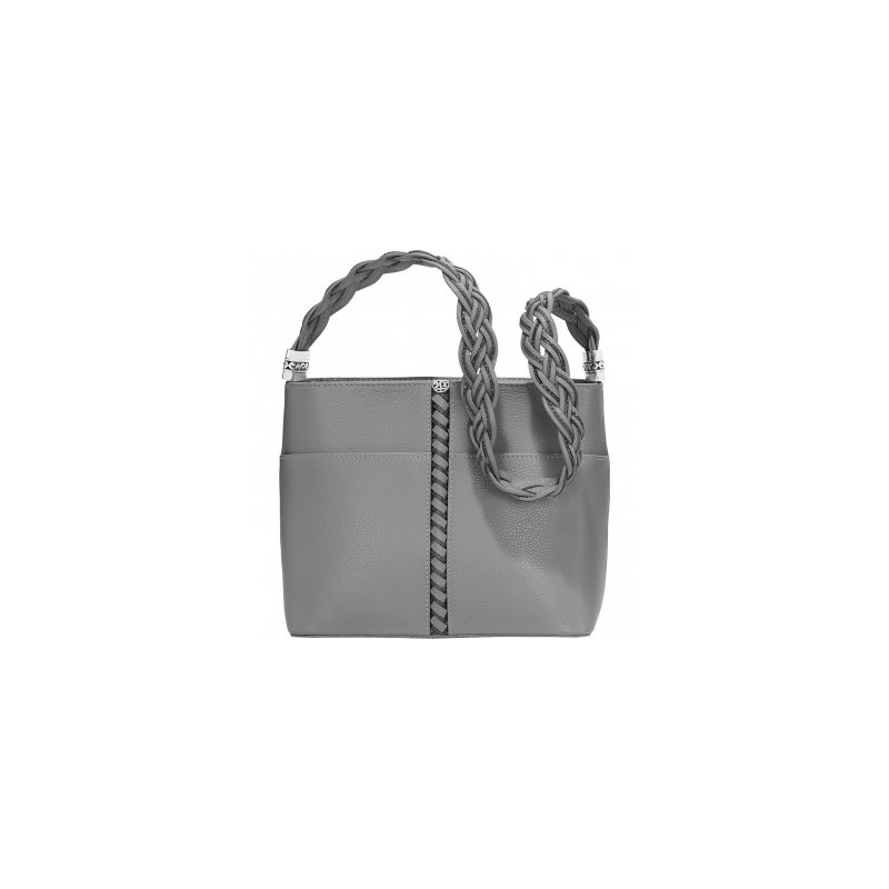 Brighton Beaumont Square Bucket Bag