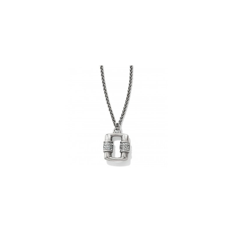 Brighton Meridian Linx Petite Necklace