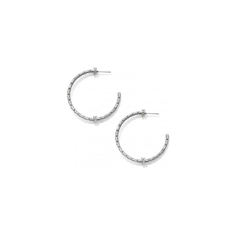 Brighton Meridian Orbit Hoop Earrings