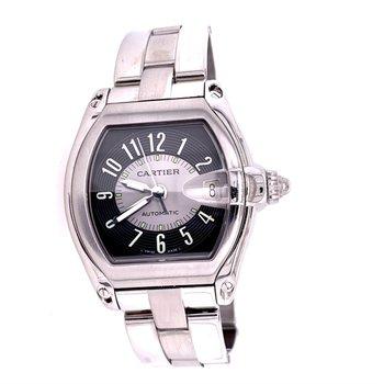 Cartier Roadster Mens Wristwatch Circa 2008