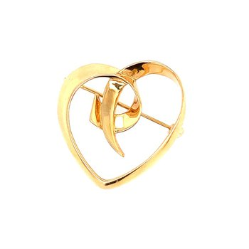 Vintage Heart Pin by Tiffany & Co.