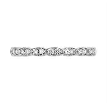 LORELEI FLORAL DIAMOND BAND
