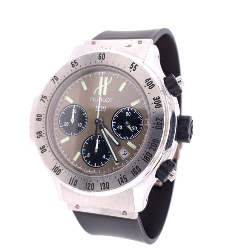 Perry's Estate Collection Hublot MDM Supper B Chronograph
