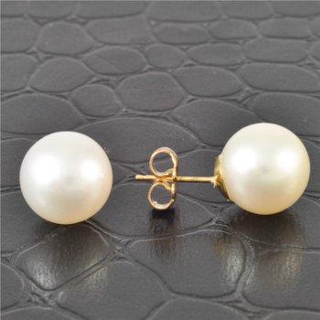 10.2 - 10.3 MM Akoya Pearl Stud Earrings