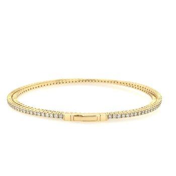Diamond Wrap Bracelet