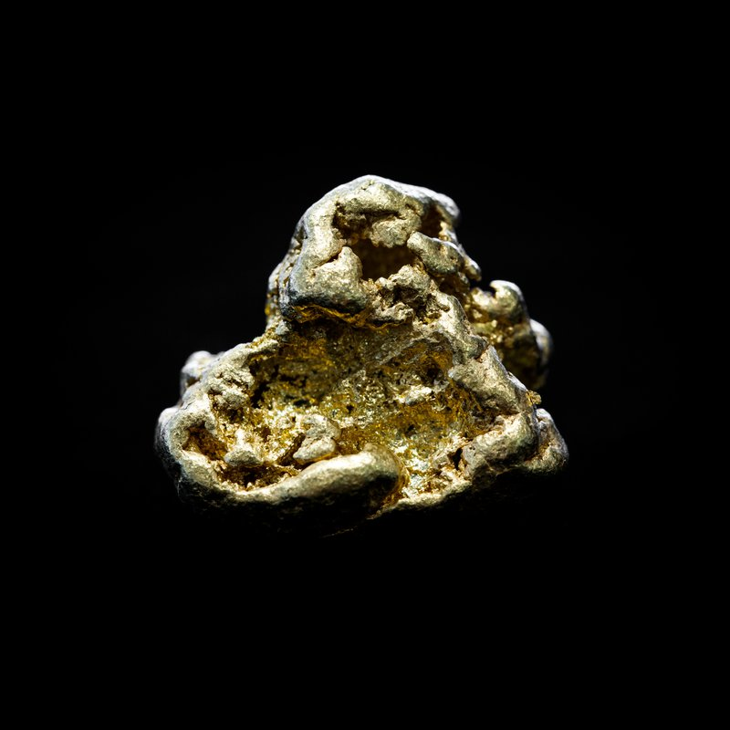 Gold Nuggets Alaskan Gold Nugget