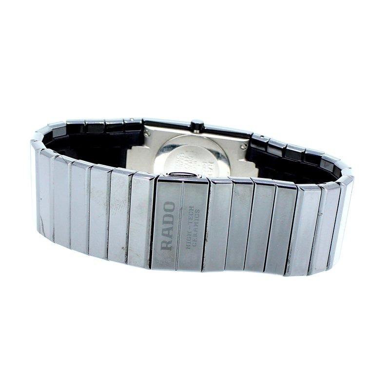 Rado Black Ceramic Diastar