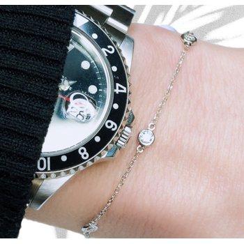 Diamonds by the Yard Bracelet