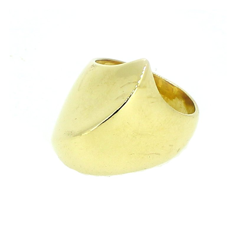 Decor Gold Ring