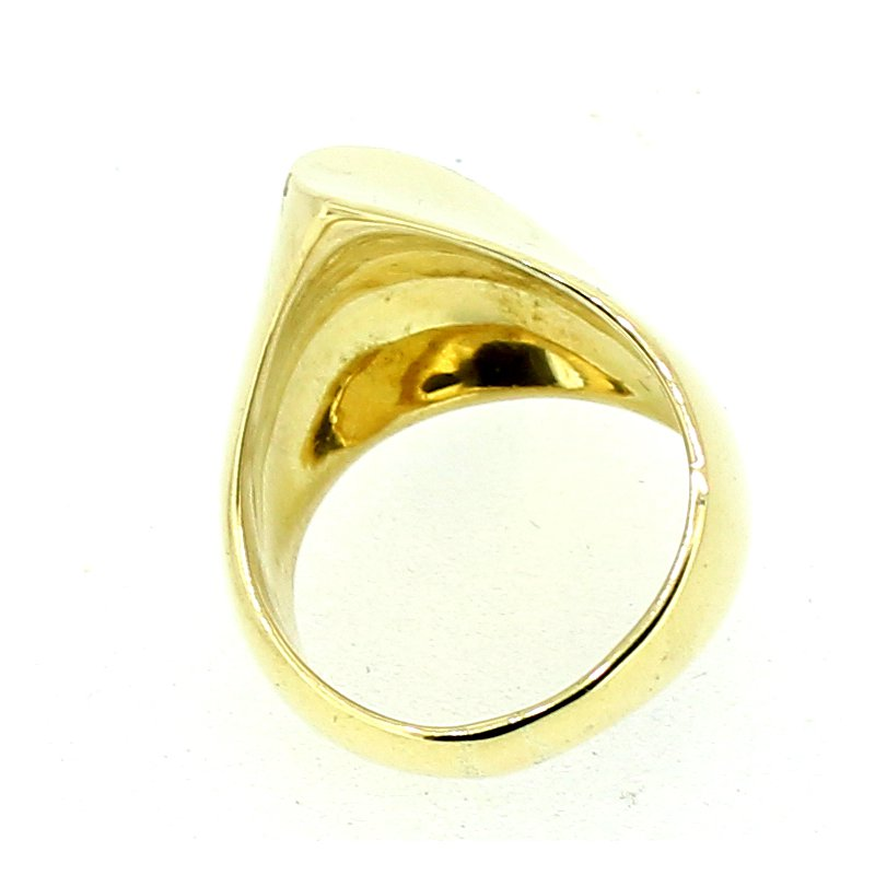 Decor Gold Ring