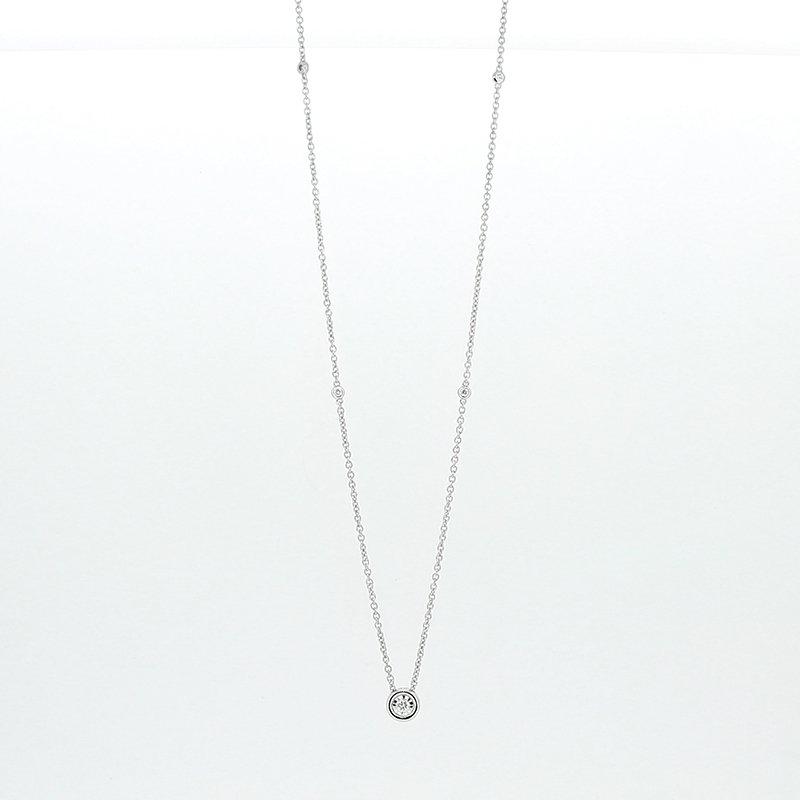 Decor Diamond Necklace