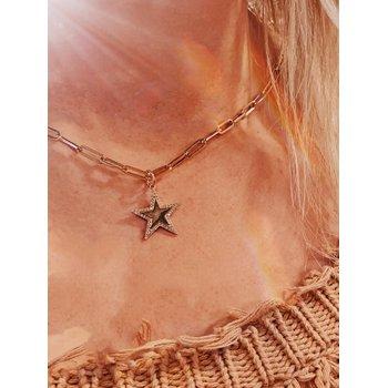 Diamond Star Pendant