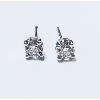 .47ctw Diamond Studs
