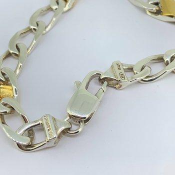 2 Tone Tiffany and Co Bracelet