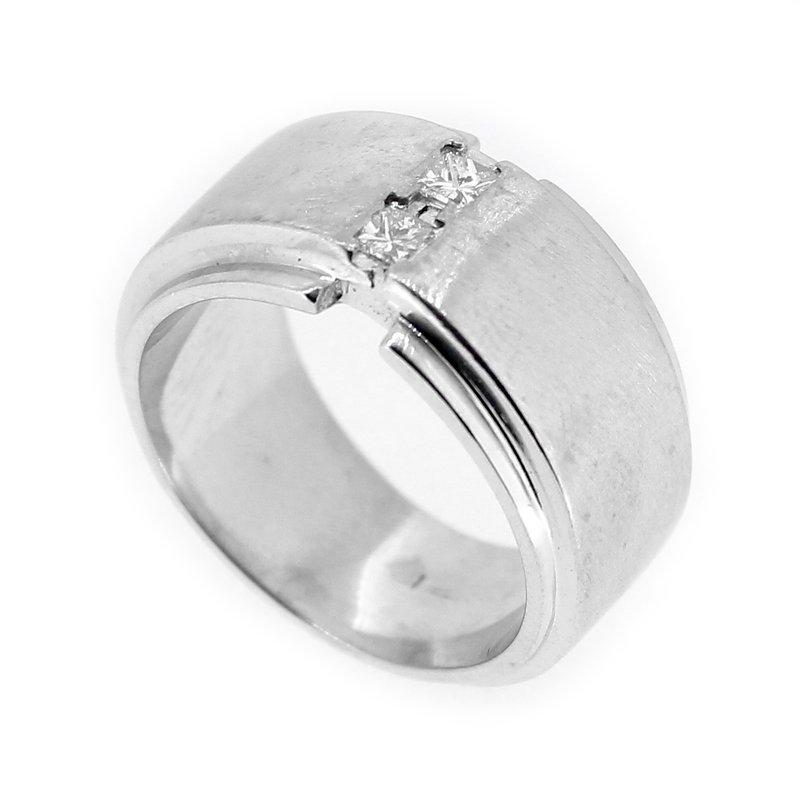 Decor Men's Diamond Ring