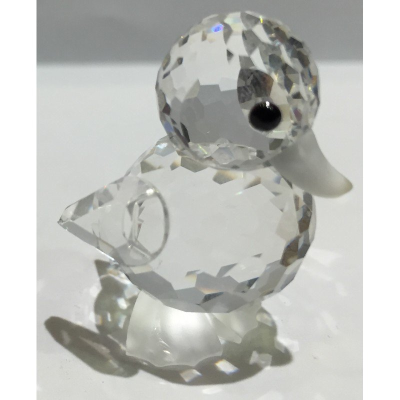 Swarovski Mini Standing Duck